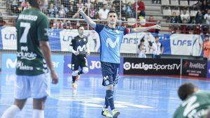 Carloz Ortiz futsal Inter Movistar ACCS