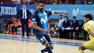 Humberto Futsal Inter Movistar ACCS Pariisi