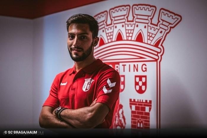Leandro Costa maalivahti SC Braga