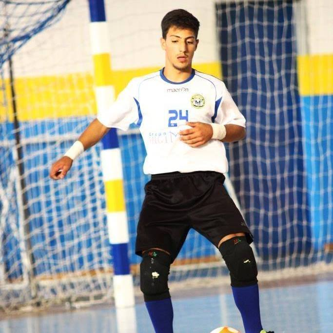 Futsal maalivahti Portugali