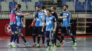Inter Movistar Espanjan mestariksi - Tasapelillä voittoon