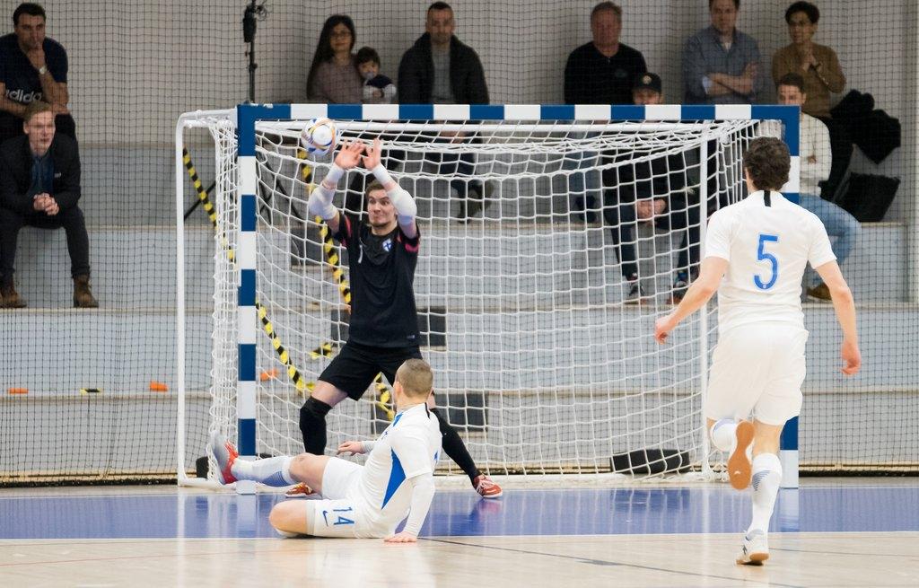 Juha-Matti Savolainen Futsal Suomen maajoukkue