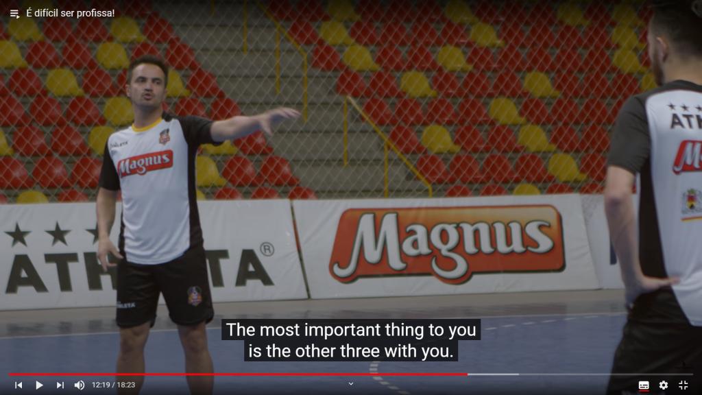 Futsal Brasilia Falcao