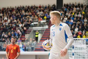 Jani Korpela ehdolla maailman parhaaksi nuoreksi pelaajaksi 2020 Futsal Awards-gaalassa