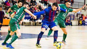 Espanjan liiga alkaa - Näin katsot huippufutsalia ilmaiseksi