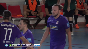 Kreikan Superliigassa suomalaisväriä - Niko Mäkinen pelaa futsalia Kreetan saarella