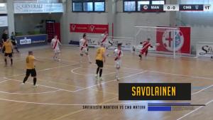 Savolainen valittu Serie A:n kierroksen tähdistökentälliseen - Katso lauantain huipputorjunta täältä
