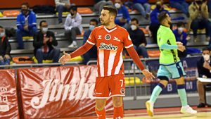 Lauantaina Espanjan liigan kärkipeli Cartagena vs Inter Movistar