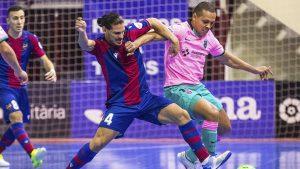 Espanjan liigan finaalit alkavat - Levante vs FC Barcelona